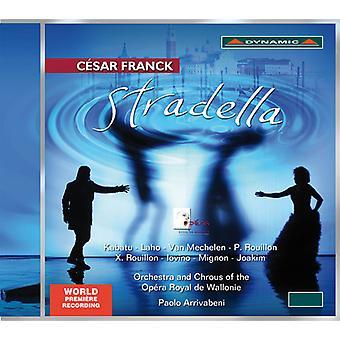 Franck - Stradella [CD] USA import