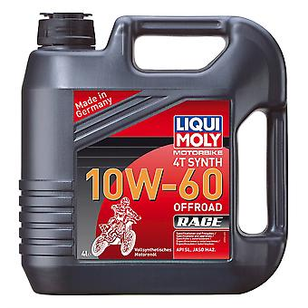 Liqui Moly 4 Stroke Fully Synthetic Offroad Race 10W-60 4L - #3054