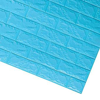 Waterproof , 3d  Brick Style Wallpaper