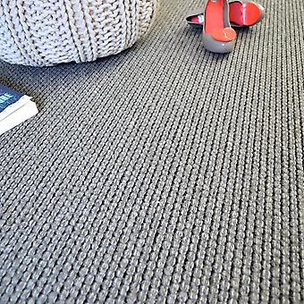 Alta línea alfombras 99215 3004 en color gris oscuro