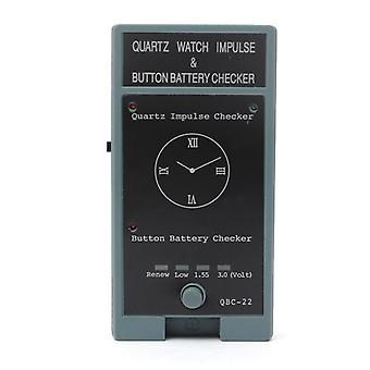 Cymii Quartz Watch Impulse & Button Battery Checker Watch Impulse Battery Tester Watch Repair Tool