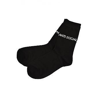 Extreme Largeness Anti-Social Socks