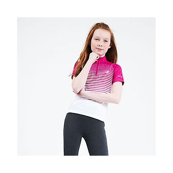 Kids Go Faster Half Zip Lightweight Cycle Jersey