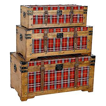 Bryst Dekodonia Aspen tre Polyester Rammer (3 stk)