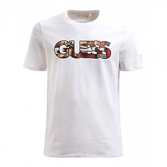 Arvaa Photoshow Logo Crew Neck Valkoinen T-paita M1GI78J1311