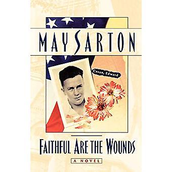 Uskolliset ovat haavat - May Sartonin romaani - 9780393317152 Kirja