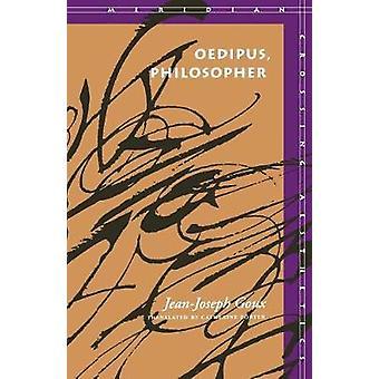 Edipus - Filosof av Jean-Joseph Goux - 9780804721714 Bok