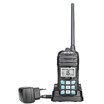 HanFei RT55 Marine IP67 Walkie Talkie, 88 Kanle Tragbares Wasserdichtes Radio mit Vibration,