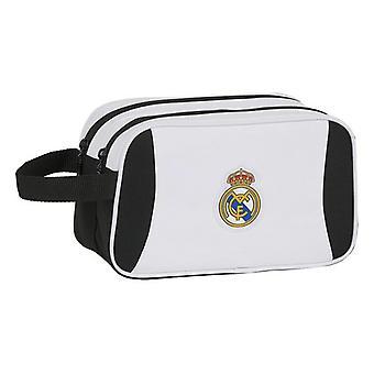 School toilettas Real Madrid C.F. 20/21 Wit Zwart