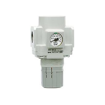Smc Ar60-F10-B المنظم مع وظيفة التدفق الخلفي