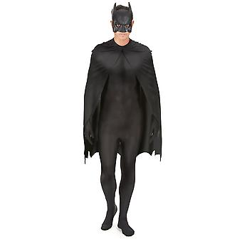 Kit cape et masque Batman adulte