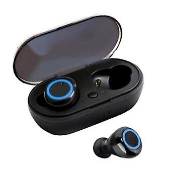 A2 TWS BT5.0 Langattomat kuulokkeet Automaattinen pariliitoksen melunvaimennus IPX5 Vedenpitävä urheiluun