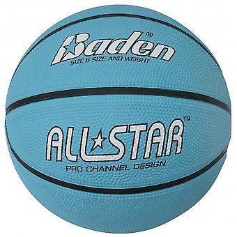 Baden Basketball All Star Basketball All Surface Sisä-/Ulkokäyttöön - Koko 6
