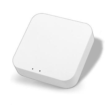Tuya Wireless Multifunctional Remote Control Gateways Intelligent BT Gateways Tuya Wireless Fidelity Gateways Intelligent Home Bridges Compatible With Alexa and Google Home
