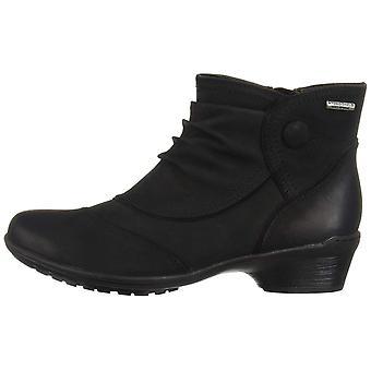 Rockport Women's Raven Waterproof Button Boot Ankle