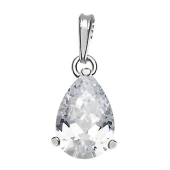 InCollections 0010201691340 - Women's pendant with cubic zirconia, sterling silver 925