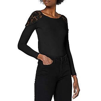 Naf Naf T-Shirt, Black, S Woman