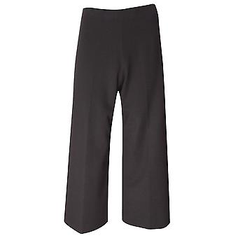 Latte Crop Length Tailored Culottes