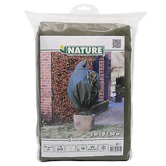 Natuur wintervlies 70 g/m² groen 1,5x2 m