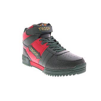 World Of Troop Adult Mens Crown Mid Ripp Lifestyle Sneakers
