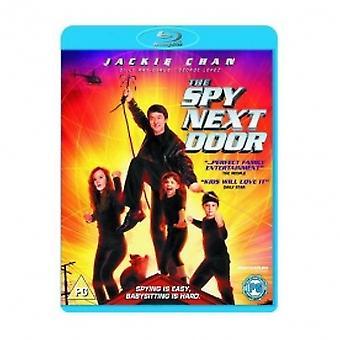 The Spy Next Door  Blu-Ray