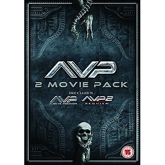 Alien Vs Predator / Aliens Vs Predator - Requiem