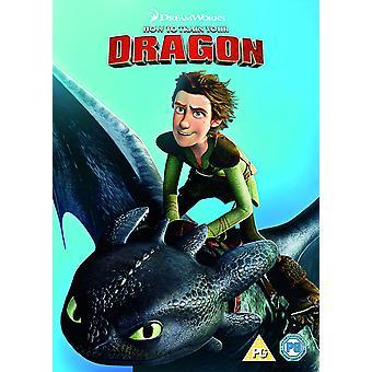 Comment entraîner votre dragon (2018 Artwork Refresh) DVD