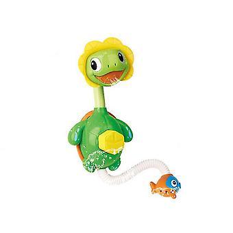 Jak je znázorněno želví tvar dětské vany hračky sprej vana fontána hračky h sprcha hračka vana hrát hračka pro děti dt3813