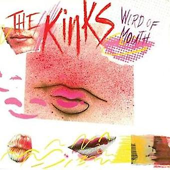 The Kinks - Word Of Mouth Vinyl