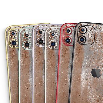 Distressed Silver Texture V1 - Skin-Kit kompatibel mit dem Apple
