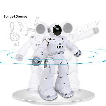 Rc רובוט מחווה חישה רובוט שלט רחוק חכם לתכנות צעצוע לשיר ריקוד מתנה מגניבה לילדים בנים
