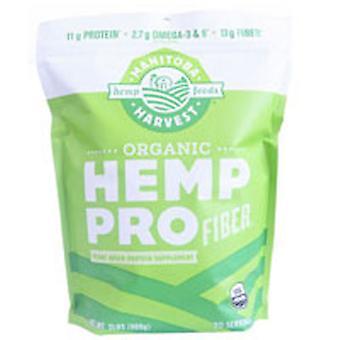 Manitoba Harvest Hemp Yeah! Max Fiber Vanilla, 32 oz