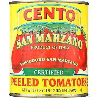 Cento Tomato San Mrzno Pld Bsl, tapaus 12 X 28 Oz