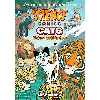 Science Comics Cats  Nature and Nurture by Andy Hirsch