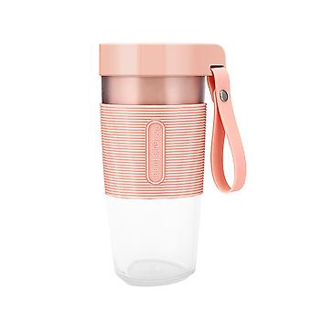 Mini Juicer Cup Portable Usb Charging Fruit Blender Electric Juice Mixing Cup