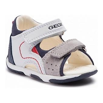 Flip Flops for Children Geox D920XB Grey
