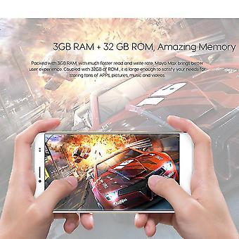 Bluboo Maya Max 6,0 Zoll Hd Fingerabdruck 3gb Ram 32gb Rom Dual Kamera Telefon