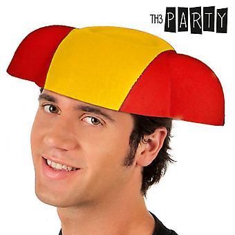 Th3 Party Hiszpańska Flaga Matador Hat