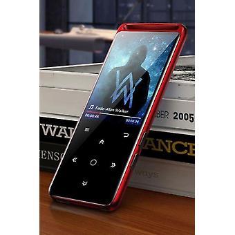 Bluetooth Music Player, Hifi Audio Players With Fm Radio, E-book, Voice