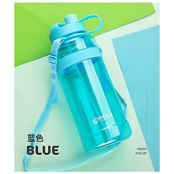 Sport Drinking Water Bottle with Straw BPA