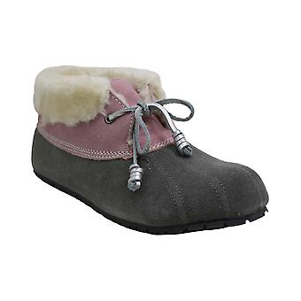 Sperry Womens emory Suede Closed Toe Pull On Slippers