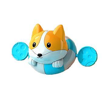 Bath Toys Baby Water Chain Clockwork Cute Cartoon Animal Kids Beach Water Bath Toy|Bath Toy