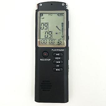 Диктофон Usb, ЖК-диктофон, цифровой аудио с Wav-плеером