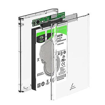 Rocketek Case 2.5 Inch Sata To Usb 3.0 Ssd Adapter Hard Disk Drive Box