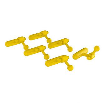 More Birds Replacement Bee Guards for Oriole Feeder - 6 count