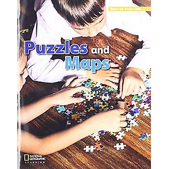 ROYO READERS LEVEL B PUZZLES A ND MAPS