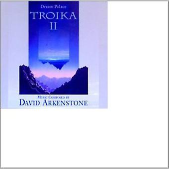 Troika - Dream Palace [CD] USA import