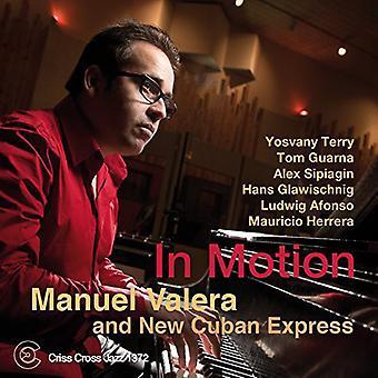 Manuel Valera & New Cuban Express - In Motion [CD] USA import