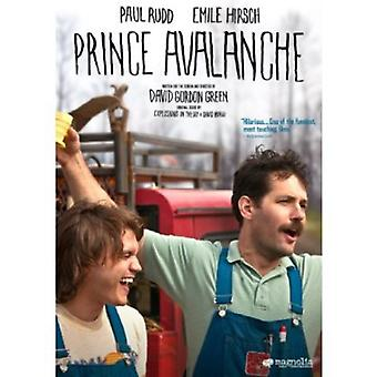 Prince Avalanche [DVD] USA import