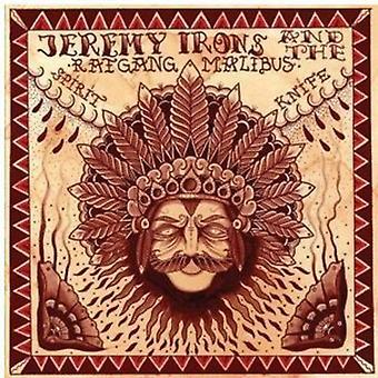 Jeremy Irons & the Ratgang Malibus - Spirit Knife [CD] USA import